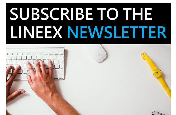 LINEEX newsletter