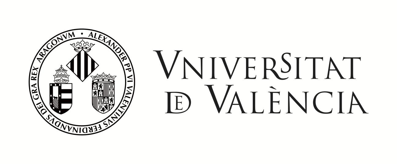 UV logo con fondo